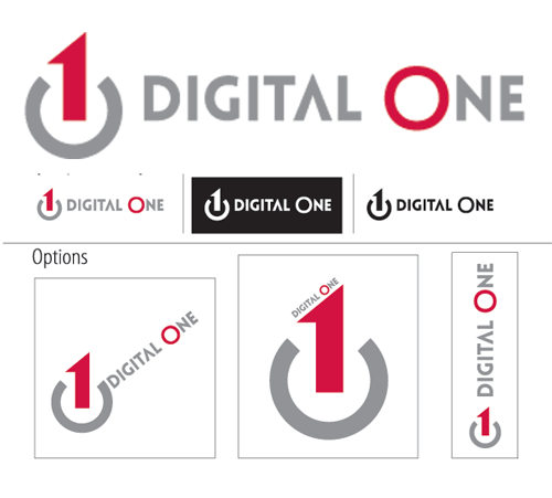 Логото на Digital One