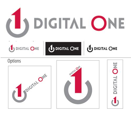 Логото на Digital One